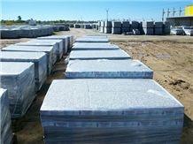 Tiles for Flooring, Quintana Grey Granite Cobble, Pavers, Gris Quintana Grey Granite Cobbles