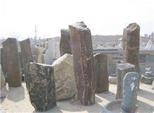 Stone Monolith for Garden 6400