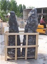 Stone Monolith for Garden 6402