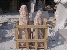 Stone Monolith for Garden 6403