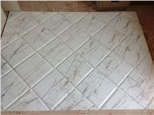 Spider Golden Marble, Greece Yellow Marble Slabs & Tiles