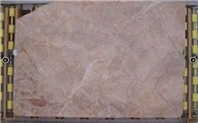 Breccia Damascata Marble Slabs, Italy Pink Marble
