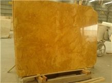 Golden Empire, China Yellow Marble Slabs & Tiles
