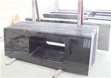Absolute Black China Granite Kitchen Top