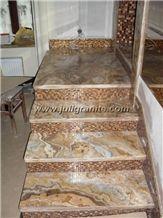Special Steps to Bathroom