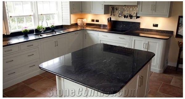 Virginia Mist Granite Countertop Black Granite From