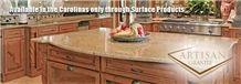 Yellow Granite Countertops