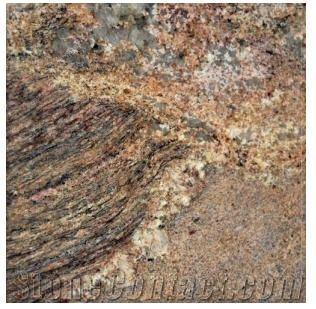 African Ivory Granite Slabs From South