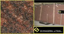 Rojo Guayana, Guyana Red Granite Slabs