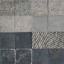 China Blue Limestone, China Silver Valley Limestone Slabs & Tiles