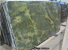 Verde Karzai Granite Slabs