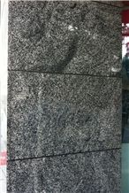China Misty Impala Black Granite Slabs Tiles Polished Villa Interior Wall Cladding,Airport Floor Covering Pattern