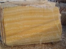 China Honey Onyx Slabs