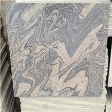 Multicolour Grain Granite Tiles, China Beige Granite