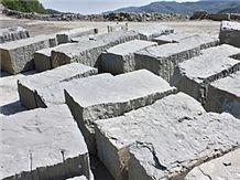 Pietra Serena Di Firenzuola Sandstone Blocks, Italy Grey Sandstone Blocks