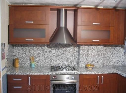 China Grey Granite Countertop from Turkey-204041 - StoneContact.
