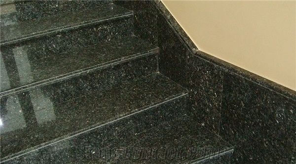 Green Granite Showers : Granite shower curb curbs photo detail of