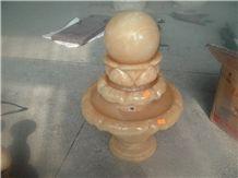Marble Fountain Ball