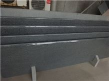Padong Dark G654 Dark Grey Granite Countertop & Kitchen Tops Polished