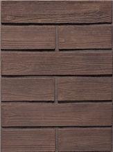 Artificial Grey Wood Grain Culture Stone
