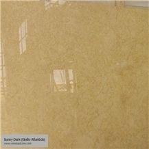 Sunny Dark (Giallo Atlantide), Sunny Gold Marble Slabs