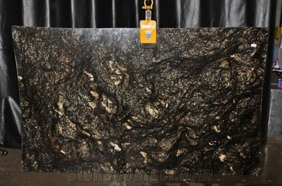 Saturnia Silver Granite From United States Stonecontact Com