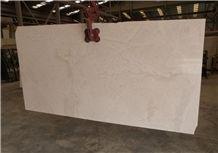 Crema Beida Limestone Slabs, Spain Beige Limestone