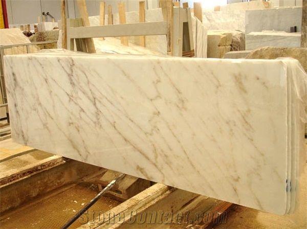 Colorado Gold Vein Slabs Yule Marble