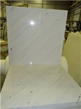 Polaris Classic White Marble Tiles