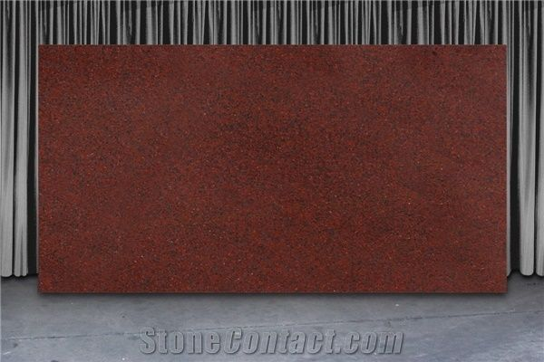 African Red Granite Slabs South Africa Red Granite From Romania Stonecontact Com
