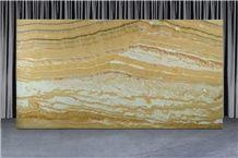 Alabastro Egiziano Onyx Slabs, Egypt Yellow Onyx