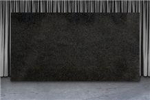 Nero Impala Black Granite Slabs, South Africa Black Granite