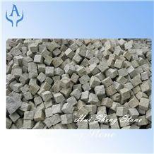 Grey Pavers Cobble Stone, Grey Granite