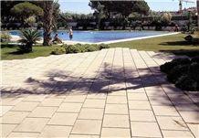 Arenisca Corvio Beige Sandstone Pavements