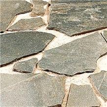 Flagstones Alta Quartzite, Alta Grey Quartzite Flagstones