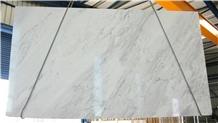 Volakas Olympos White Dolomite Marble Slabs