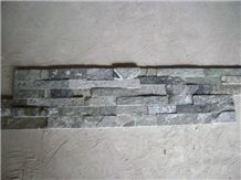 Forest Green Cultured Stone, Blue Slate Cultured Stone