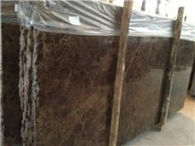 China Dark Emperador Slab & Tile, Dark Emperador Marble Slabs