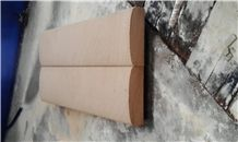 Balustrade Railings, SX Beige Sandstone Balustrade