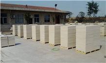 Walling Sandstone Tiles, China Beige Sandstone