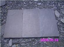 Black Slate Roofling Tile