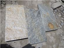 Yellow Quartzite Slab & Tile