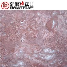 Zijing Red Marble Slab