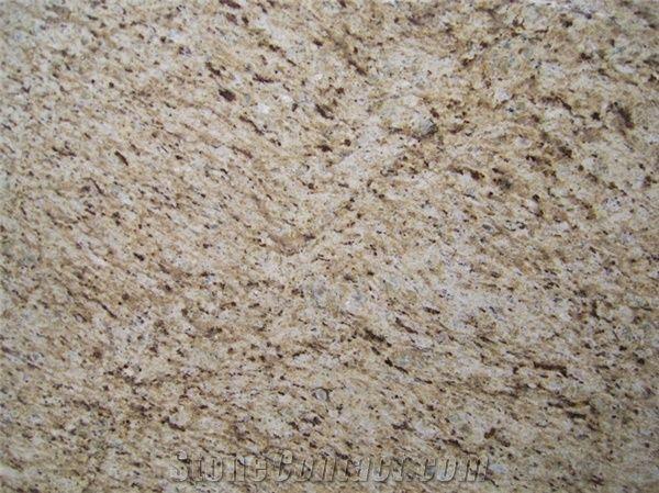 Giallo Ornamental Granite Tiles Slabs From China