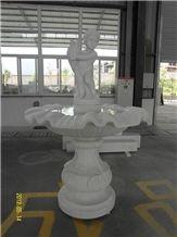 Angel Fountain Marble
