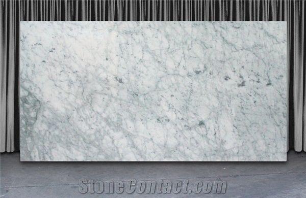 Bianco Carrara Gioia Slabs Bianco Gioia Marble Slabs From