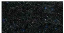 Blue in the Night Granite, Angola Black Granite