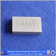 SS10 Tungsten Carbide Tips for Stone Cutting