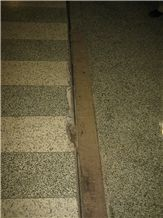 Terrazzo Expansion Joint
