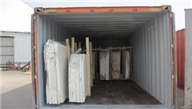 Oriental White Marble Slabs & Tiles, China White Marble
